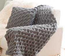 Knitting Patterns For Cushions And Throws : Womans Weekly The Ultimate Gift Guide